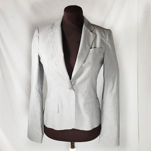 Theory Custom Gabe Blazer Jacket 6 Dry-cleaned